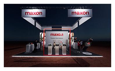 motion control - maxon tradeshow