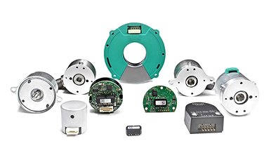 motion control - kit encoders